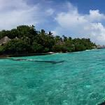Superb clear sea