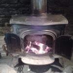 Lovely Log Fire