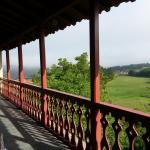 Otra vista de la balconada
