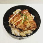 Pork Chop Donburi