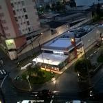 foto aerea do restaurante