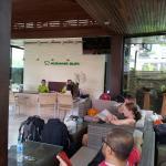Aonang Buri lobby