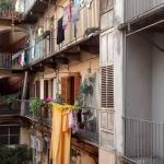 vista italiana !!! maravillosa salida desde el balcon