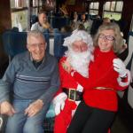 Santa's Steam Train Special