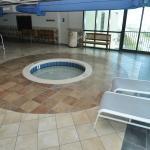 Phoenix IX indoor kiddie pool