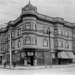 Historical picture of the hotel circa 1910