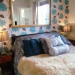 Comfortable, spacious room