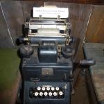 Early Adding Machine