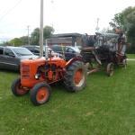 Tractor & Thresher