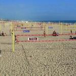 volley ball in Venice Beach