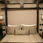 Samurai Room Four Poster King Bed