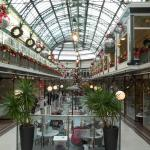 The old shopping arcade off Lord Street