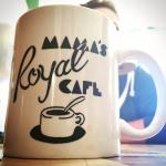 Coffee @ Mama's Royal Cafe