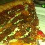 Beef Chilli Scotch Bonnet Pizza
