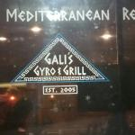 Gali's Gyro and Grill