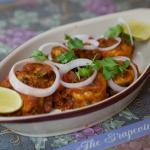 Spicy Prawn Patia