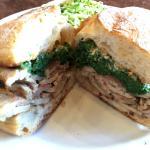 porchetta sandwich -- yes please !