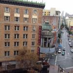 Вид из номера на верхних этажах