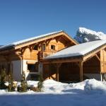 Chalet APASSION in winter