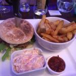 Bolton's Bistro Gourmet Burger