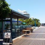 Nice walk along the Marina
