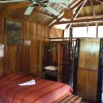inside the rooms