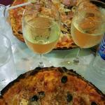Om du är i BKK missa inte denna Italienska pärla.  Massor av god mat, antipasto och desserter.