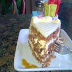 Carrot Cake - true joy