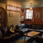 The Baggies Music room / chill out room