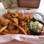 Grouper fish basket, yummy !!!!