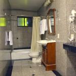 long bathroom