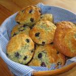Trish's muffins
