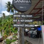 Das Schild des Samathas