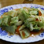Bizarre salad