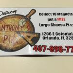 Photo de Anthony's Pizza Delivery