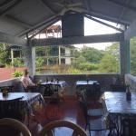 Balcony - Pizza John's Jardin Escondido Photo
