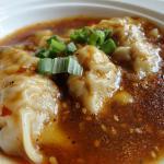 Szechuan dumpling