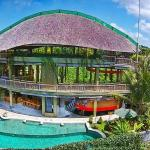 Floating Leaf Eco-Luxury Retreat and Healing Pool