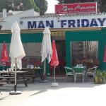 Bar Amara - in the pine trees at Benamara