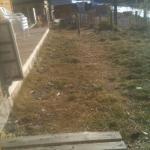 coté jardin terrasse
