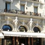 Photo de Cote Jardin - Hotel de Paris