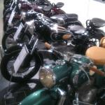 Fahrzeugmuseum im CCS Suhl