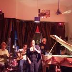 Band with guest singer