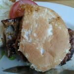 Moulded burger buns