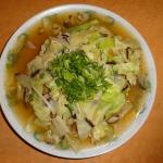 Bilde fra Ganso Barisoba Hompo Shunraiken Ogori