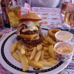 Moutain burger