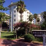 Ganita Garden Suite Hotel Foto