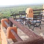 View of Nairobi National Park