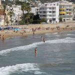 Playa de Sant Sebastia
