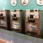 Las máquinas...